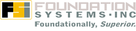 Foundation Systems Footer Logo